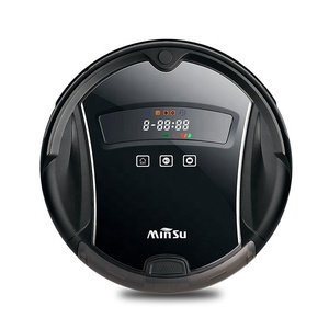 Wet and Dry Auto Recharge Multifunction Sweeping Robot Vacuum Cleaner