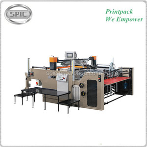 Full automatic screen printing machinery with CE certificate