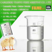 Best Feed Grade Proteins choline chloride/animal feed