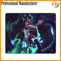 AY Japanese Sex Girls Cartoon Japanese Girl Rubber War Game Mat, League of Legends CASSIOPEIA Sexy Girl Anime Mousepads