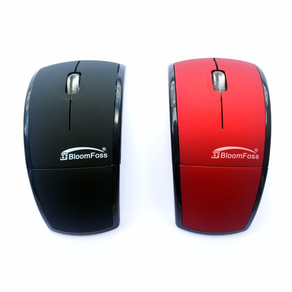 Super Feeling ARC Foldable Deluxe Wireless Mouse