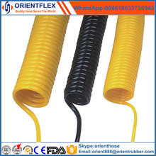 Good elasticity PU coil water hose