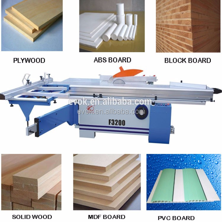 Best selling Percision panel board cutting saw machine
