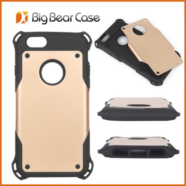 Shockproof heavy duty case cover for apple iphone 5