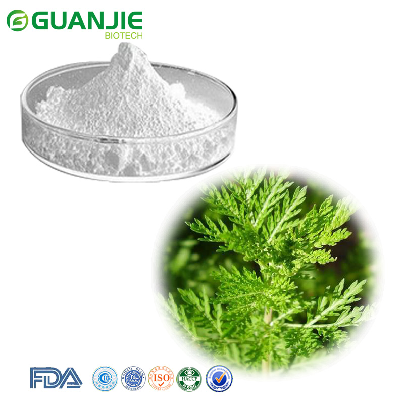 Cancer Treatment 100% pure natural artemisia annua leaf extract artemisinin powder