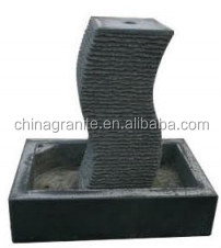 Wholesale outside interior stone water fountains