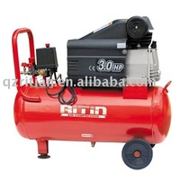sinewy italy style skid-mounted air compressor