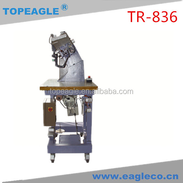 TOPEAGLE TR-836 high quality automatic shoe making machine