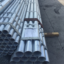 Building materials Galvanized steel pipe price per meter GI conduit pipes