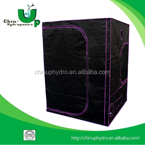 2016 Quality Assured grow tentage / skillful manufacture 600D Nylon Plastic corner waterproof grow tent