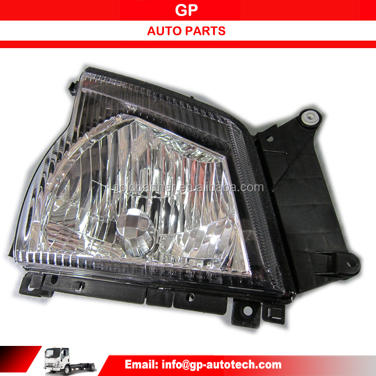 ISUZU Auto Car Motor Vehicle NPR NQR NKR Truck Lighting Right Head Lamp
