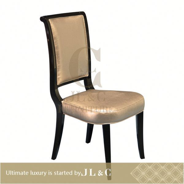 New JC16-01 antique curved wood chairs from JL&C furniture-alibaba gold supplier