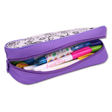 INTERWELL SY001 Pencil Case Double Side,Bag Pencil,Pencil Case Sublimation Diy