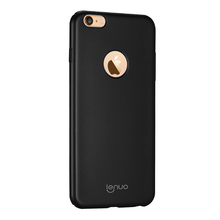 Lenuo business style high quality phone shell PC hard back cover case for ip6 plus/6s plus
