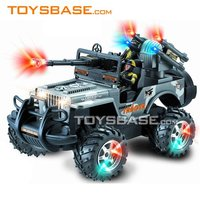 1:20 full function and stunt program remote control toy car