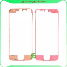 Top color Front Glass Middle Bezel LCD Supporting Frame For iphone 5 5G