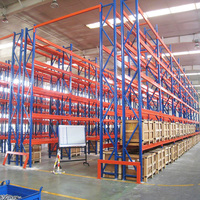 Aceally Customized Selective Pallet Racking System for Warehouse Storage