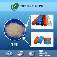 NO POWDER 82A transparent extrusion conveyor belt TPU raw material