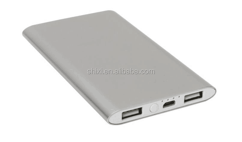 new products Rohs power bank 4000 mah power bank external battery