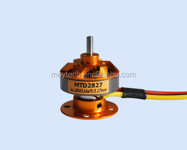 Maytech Rc helicopter brushless dc Engine 2208 2840 KV For Aeroplane/helicopter parts
