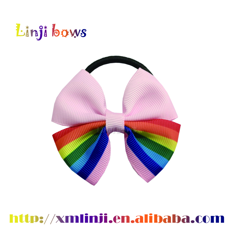 2016 Cute Handmade Dog Bows Pet Hair Bows For Dogs Grooming Accessories for Sale