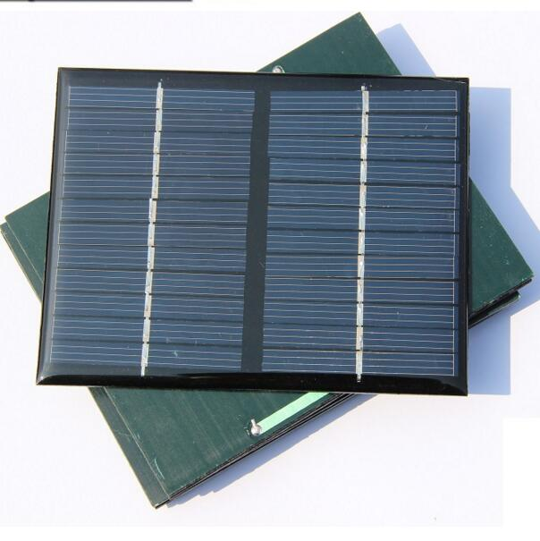 Universal 12V 1.5W Standard Epoxy Solar Panels Mini Solar Cells Polycrystalline Silicon DIY Battery Power Charge Module 115x90mm