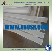 UHMWPE plastic doctor blade in paper industry manufacturer