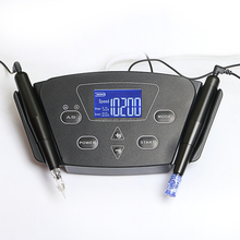 High Quality Micropigmentation Machine Black Pearl Permanent Makeup Digital Eyebrow Tattoo Equipment