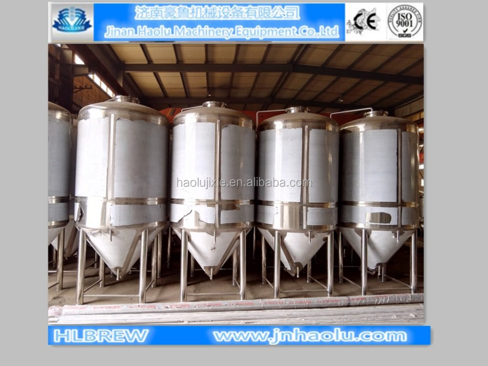1000L red copper brewery machine , Beer brewery equipments and necessary brewing facilities