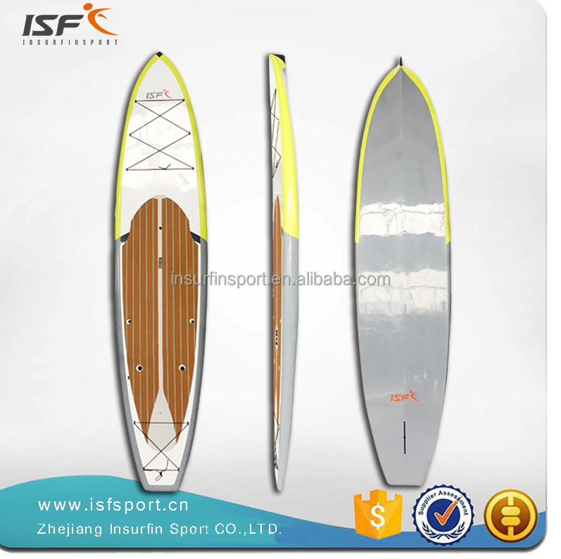 Customize High Quality Best Cheap Price Carbon Fiberglass EPS Foam Epoxy SUP Stand Up Paddle Boards for Sale