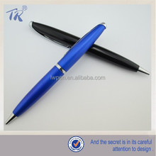 high quality brushed finish aluminium ballpoint pen solutions pen