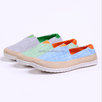 RB1622 colorful boys canvas capsual shoes