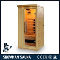 Best Sale Portable Infrared Backyard Sauna Cabin