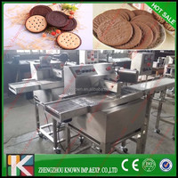 CE approved single head chocolate chips;chocolate enrobing machine