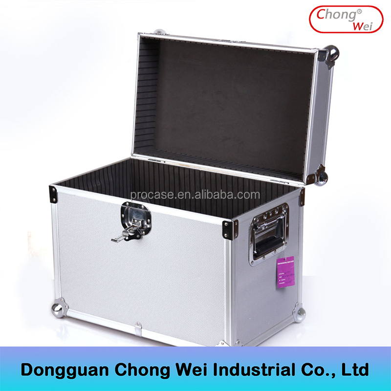 China factory cheap aluminum fashion hard tool case