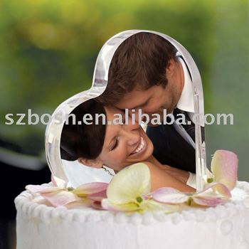 Acrylic Cake Topper,Lucite Display Stand,Perspex Cake Holder