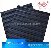 Popular Anti silp Easy Cleanning Fine Ribbed Rubber Floor mat
