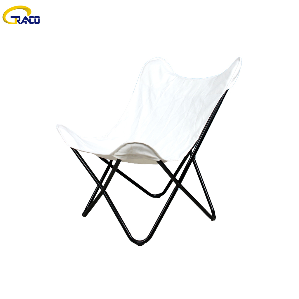 Factory direct customized outdoor pool butterfly chair
