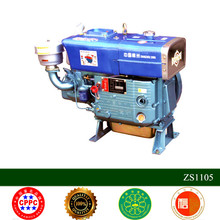 Single Cylinder Water Cool ZS1105 Diesel Engine