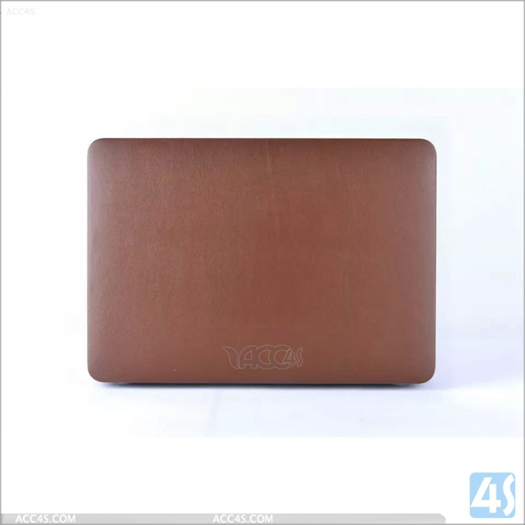 High end PC Hard PU leather tablet Case for Apple MacBook Air 11