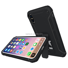 Newest Mobile phone shell , creative inner wall pc anti-drop tpu two-in-one phone case for iphone8, universal bracket sets