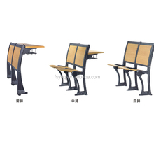Hotsale aluminium student desk and chair student desk chair school YA-011A