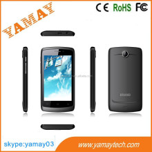 chinese touch screen mobile 3.5 inch mtk6572 dual core 3g/2g dual sim 2 camera wifi buletooth gps fm no brand smart phone