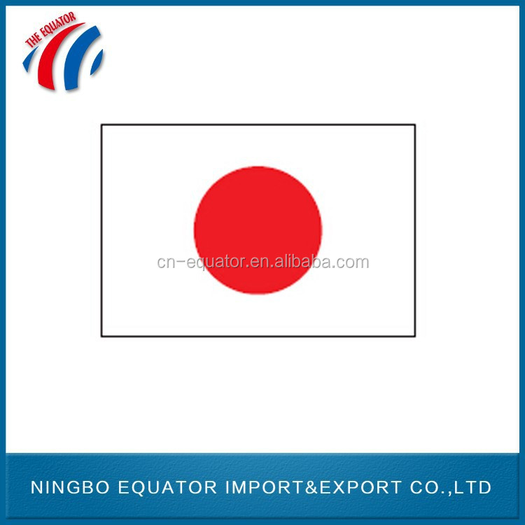2015 hot sale national flag japanese car air freshener