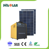New hot portable low cost 300w solar panel system manufacturer in Hehei Mutian