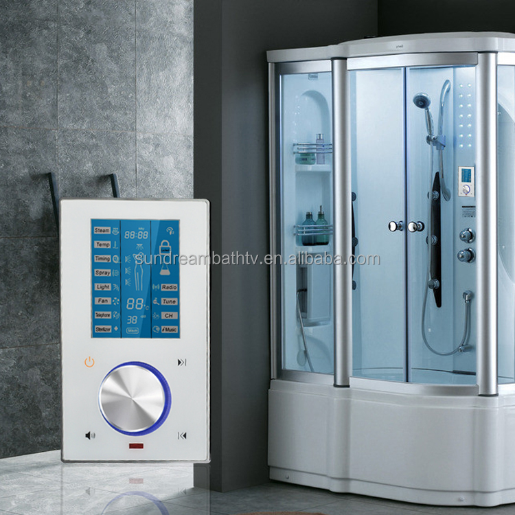 S198 Touch Sensor Steam Shower Enclosure Controller