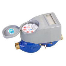 Copper shell RF Cards prepaid smart water meter price