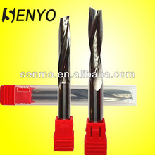 Senyo Carbide Plastic Cutter/Tungsten Carbide 2 Flute End Mills For Plastic/End Mill Cutter