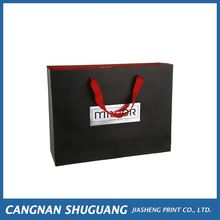 Best prices competitive price cheap printed paper shopping bag