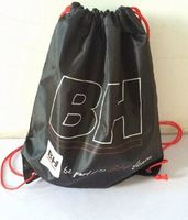 factory audit AZO free sport drawstring bag polyester